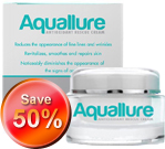 Aquallure Antioxidant Rescue Cream