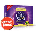 Body Thigh Slim Weight Loss Supplement