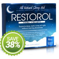 Restorol Natural Sleep Aid